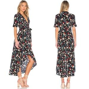 Equipment | Imogene Dress in Eclipse Multi Floral